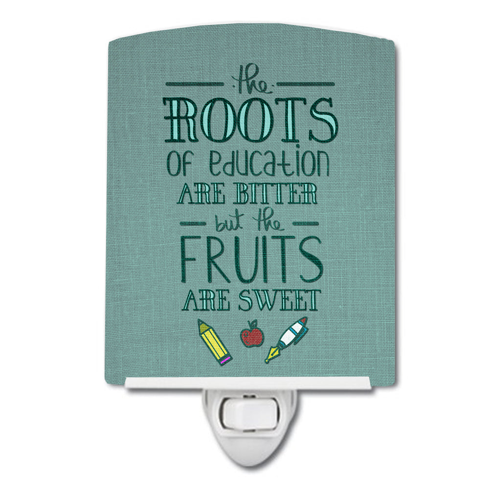 Buy this Education Fruits are Sweet Teacher Ceramic Night Light BB5474CNL