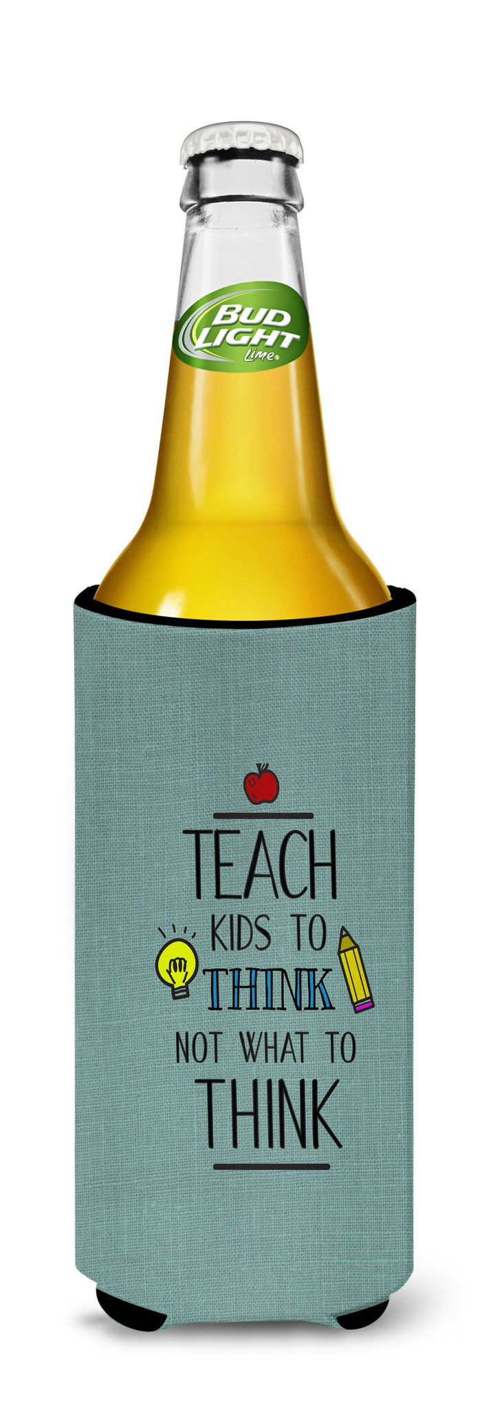 Buy this Teach Kis to Think Teacher Michelob Ultra Hugger for slim cans BB5475MUK