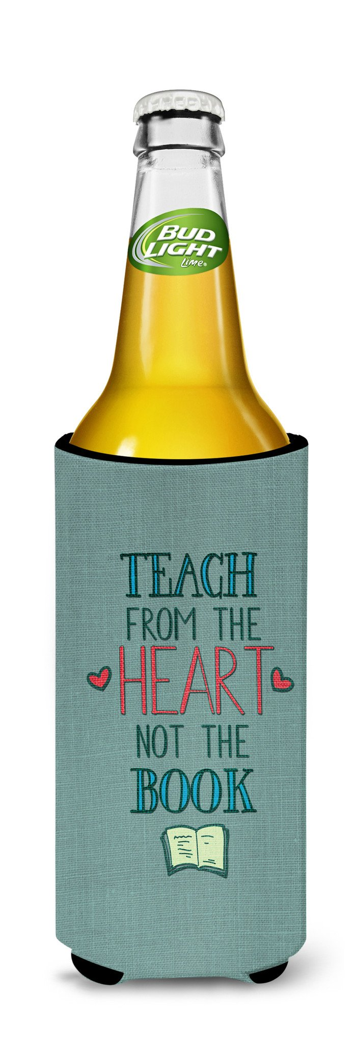 Buy this Teach from the Heart Teacher Michelob Ultra Hugger for slim cans BB5476MUK