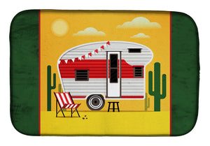 Buy this Greatest Adventure Retro Camper Desert Dish Drying Mat BB5479DDM