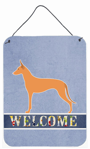 Buy this Pharaoh Hound Welcome Wall or Door Hanging Prints BB5492DS1216