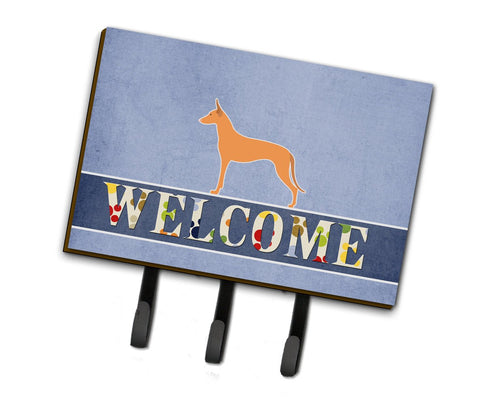 Buy this Pharaoh Hound Welcome Leash or Key Holder BB5492TH68