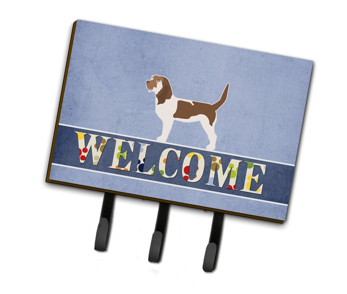 Grand Basset Griffon Vendeen Welcome Leash or Key Holder BB5494TH68 by Caroline's Treasures