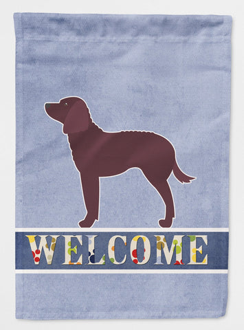 Buy this American Water Spaniel Welcome Flag Garden Size BB5505GF