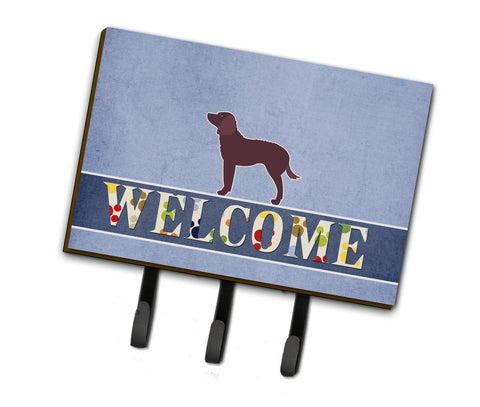 Buy this American Water Spaniel Welcome Leash or Key Holder BB5505TH68