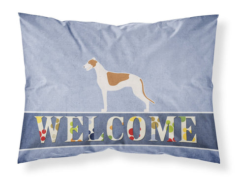 Buy this Greyhound Welcome Fabric Standard Pillowcase BB5509PILLOWCASE