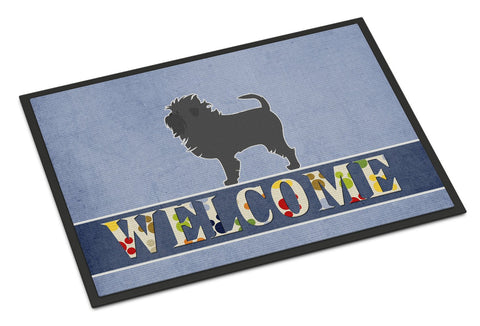 Buy this Affenpinscher Welcome Indoor or Outdoor Mat 24x36 BB5552JMAT