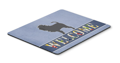 Buy this Affenpinscher Welcome Mouse Pad, Hot Pad or Trivet BB5552MP