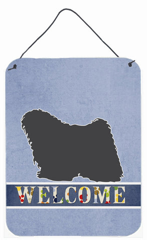 Buy this Puli Welcome Wall or Door Hanging Prints BB5567DS1216