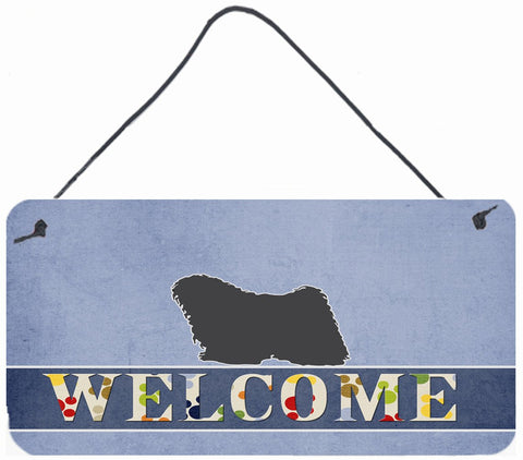 Buy this Puli Welcome Wall or Door Hanging Prints BB5567DS812
