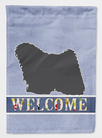Buy this Puli Welcome Flag Garden Size BB5567GF