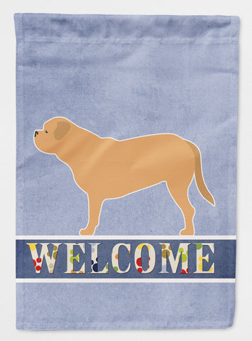 Buy this Dogue de Bordeaux Welcome Flag Garden Size BB5574GF