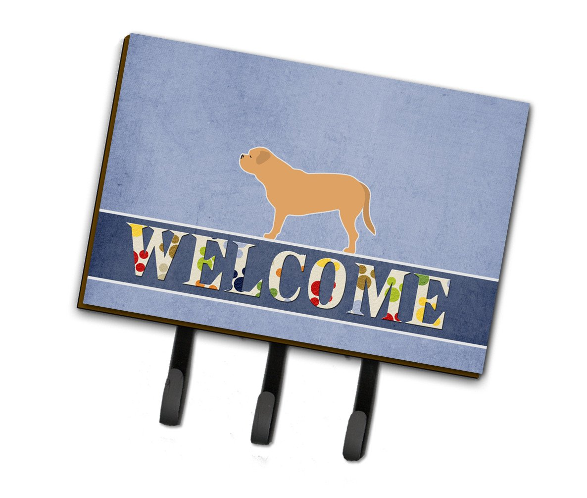 Buy this Dogue de Bordeaux Welcome Leash or Key Holder BB5574TH68