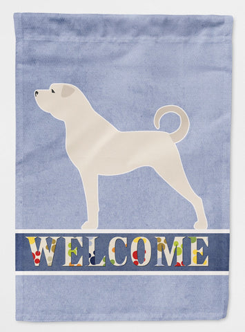 Buy this Anatolian Shepherd Welcome Flag Garden Size BB5581GF