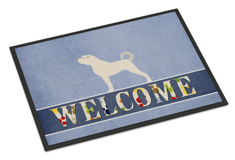 Buy this Anatolian Shepherd Welcome Indoor or Outdoor Mat 18x27 BB5581MAT