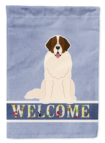 Buy this Moscow Watchdog Welcome Flag Canvas House Size BB5608CHF