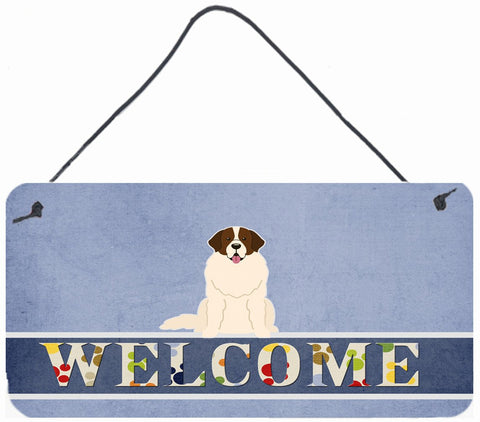 Buy this Moscow Watchdog Welcome Wall or Door Hanging Prints BB5608DS812