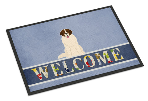 Buy this Moscow Watchdog Welcome Indoor or Outdoor Mat 18x27 BB5608MAT
