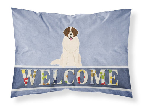Buy this Moscow Watchdog Welcome Fabric Standard Pillowcase BB5608PILLOWCASE