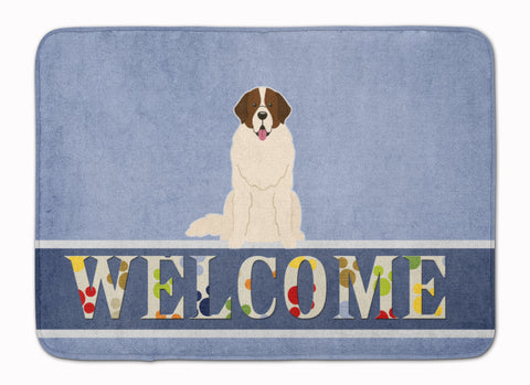 Buy this Moscow Watchdog Welcome Machine Washable Memory Foam Mat BB5608RUG