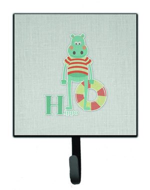 Buy this Alphabet H for Hippopotamus Leash or Key Holder BB5733SH4