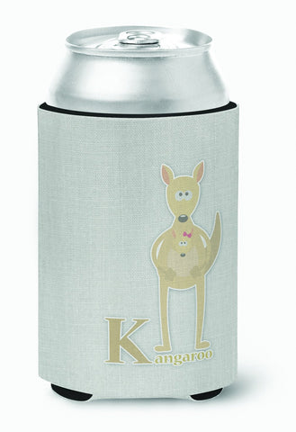 Buy this Alphabet K for Kangaroo Can or Bottle Hugger BB5736CC