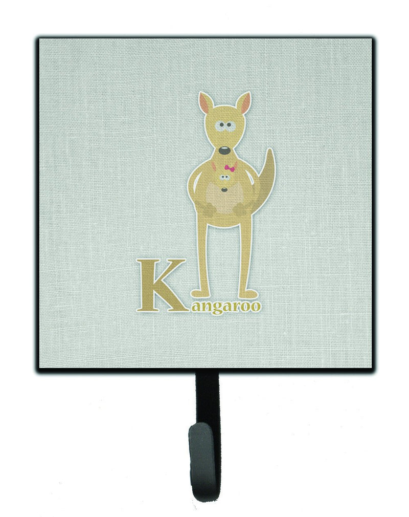 Buy this Alphabet K for Kangaroo Leash or Key Holder BB5736SH4