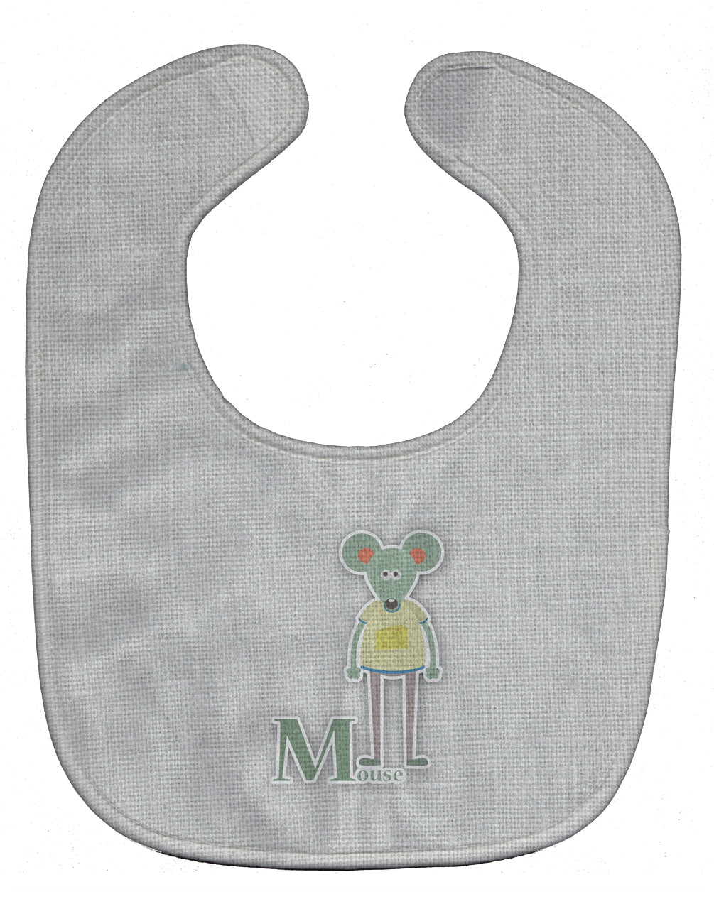 Buy this Alphabet M for Mouse Baby Bib BB5738BIB