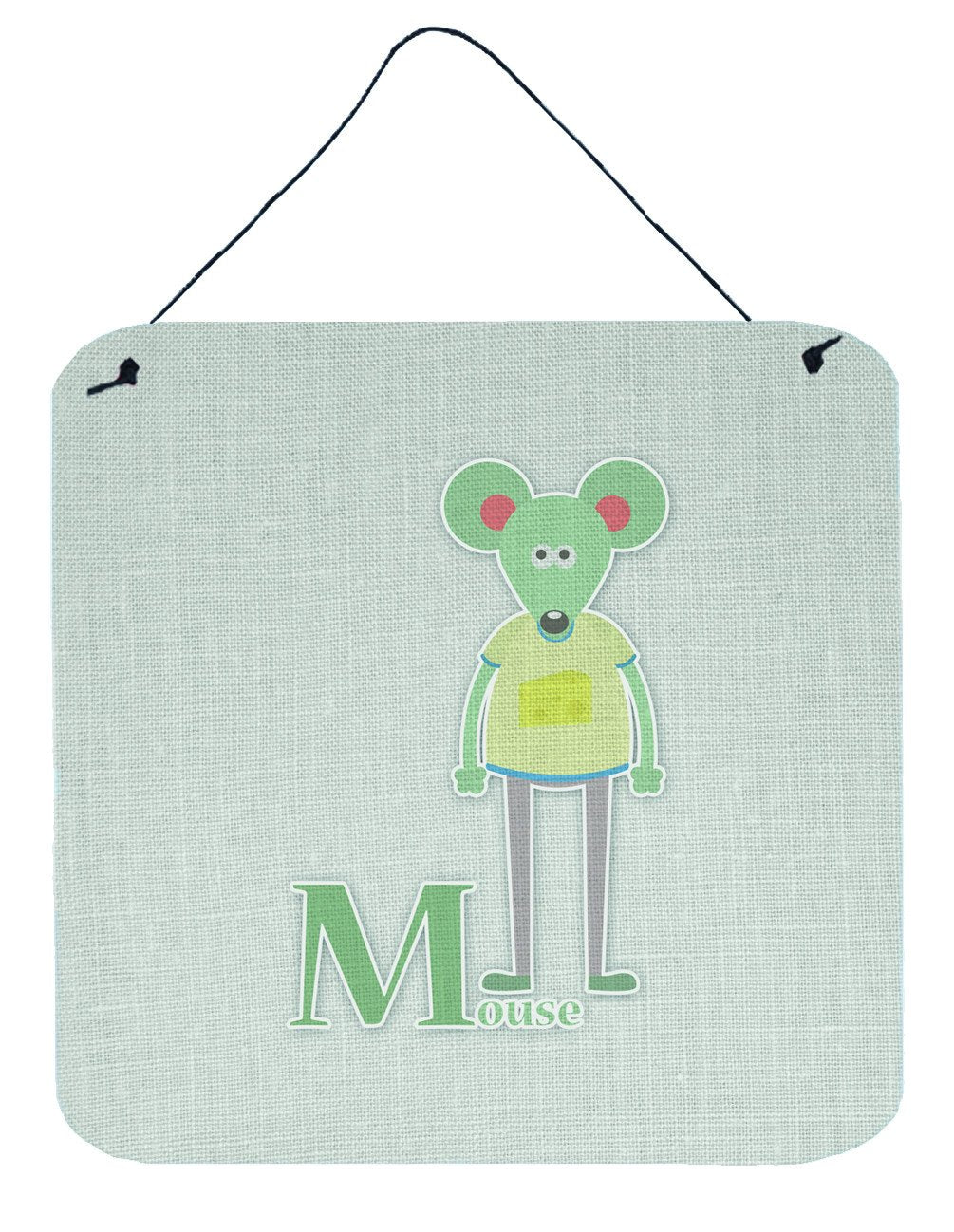 Buy this Alphabet M for Mouse Wall or Door Hanging Prints BB5738DS66