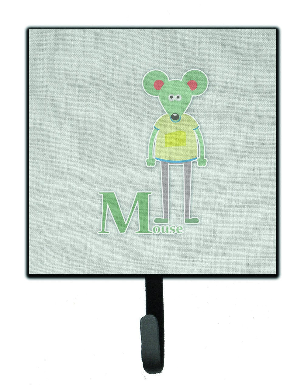 Buy this Alphabet M for Mouse Leash or Key Holder BB5738SH4