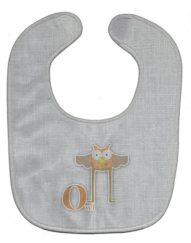 Buy this Alphabet O for Owl Baby Bib BB5740BIB
