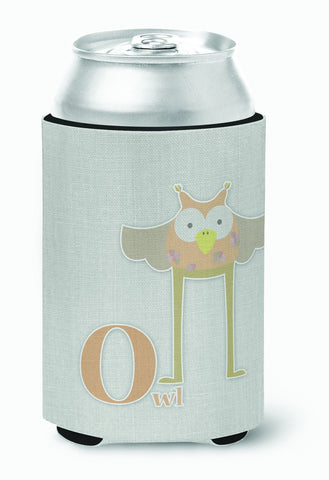 Buy this Alphabet O for Owl Can or Bottle Hugger BB5740CC