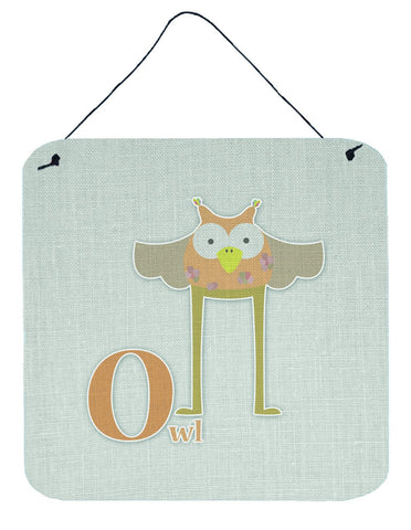 Buy this Alphabet O for Owl Wall or Door Hanging Prints BB5740DS66