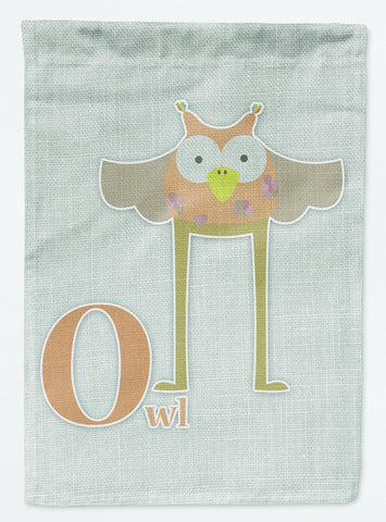 Buy this Alphabet O for Owl Flag Garden Size BB5740GF
