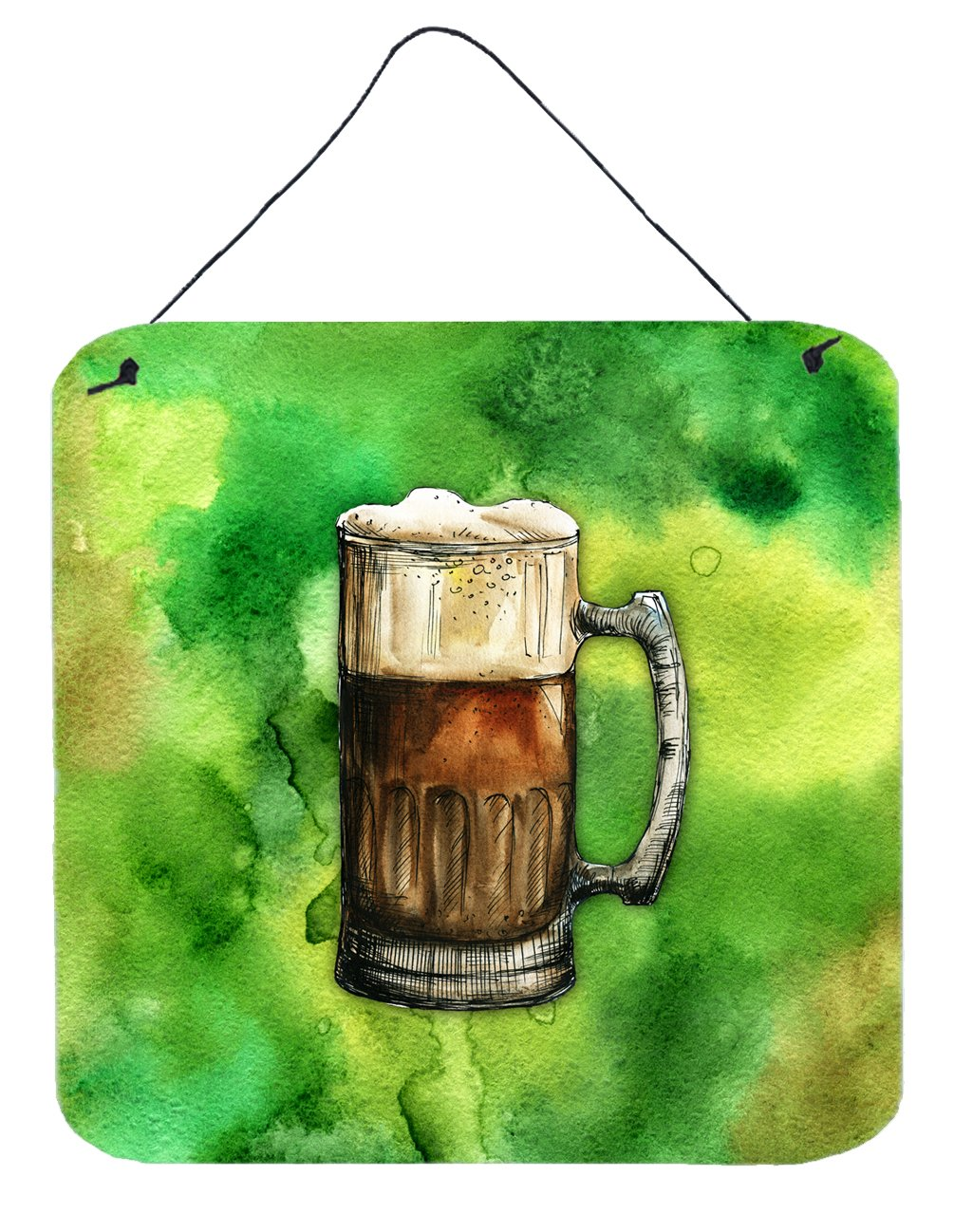 Buy this Irish Beer Mug Wall or Door Hanging Prints
