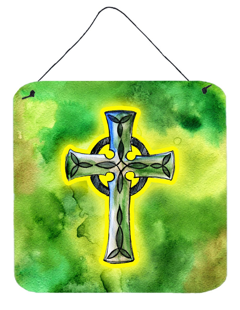 Buy this Irish Celtic Cross Wall or Door Hanging Prints