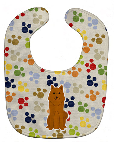 Buy this Pawprints Karelian Bear Dog Baby Bib BB5851BIB