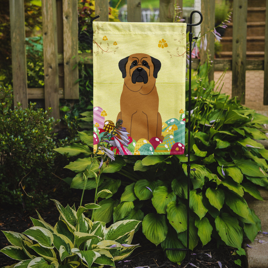 Buy this Easter Eggs Mastiff Flag Garden Size BB6018GF