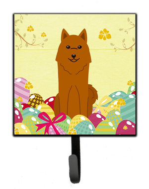 Buy this Easter Eggs Karelian Bear Dog Leash or Key Holder BB6022SH4