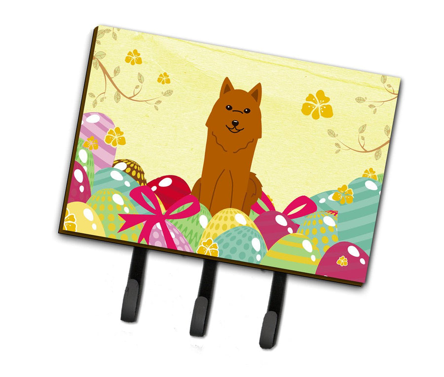 Buy this Easter Eggs Karelian Bear Dog Leash or Key Holder BB6022TH68