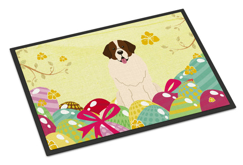 Buy this Easter Eggs Moscow Watchdog Indoor or Outdoor Mat 18x27 BB6027MAT