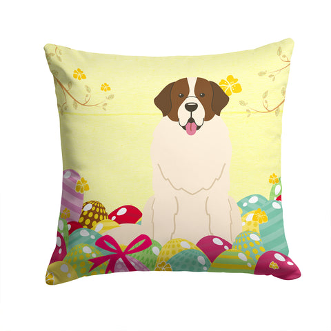 Buy this Easter Eggs Moscow Watchdog Fabric Decorative Pillow BB6027PW1414