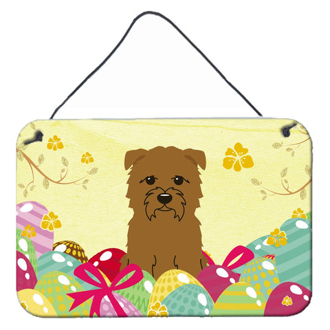 Buy this Easter Eggs Glen of Imal Tan Wall or Door Hanging Prints BB6060DS812