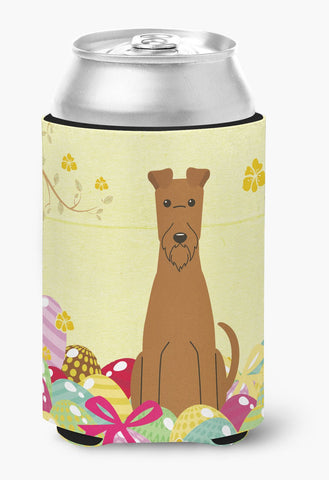Buy this Easter Eggs Irish Terrier Can or Bottle Hugger BB6062CC
