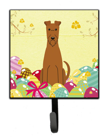 Buy this Easter Eggs Irish Terrier Leash or Key Holder BB6062SH4