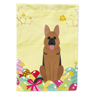 Buy this Easter Eggs German Shepherd Flag Garden Size BB6067GF