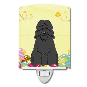 Buy this Easter Eggs Bouvier des Flandres Ceramic Night Light BB6074CNL