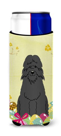 Buy this Easter Eggs Bouvier des Flandres Michelob Ultra Hugger for slim cans BB6074MUK