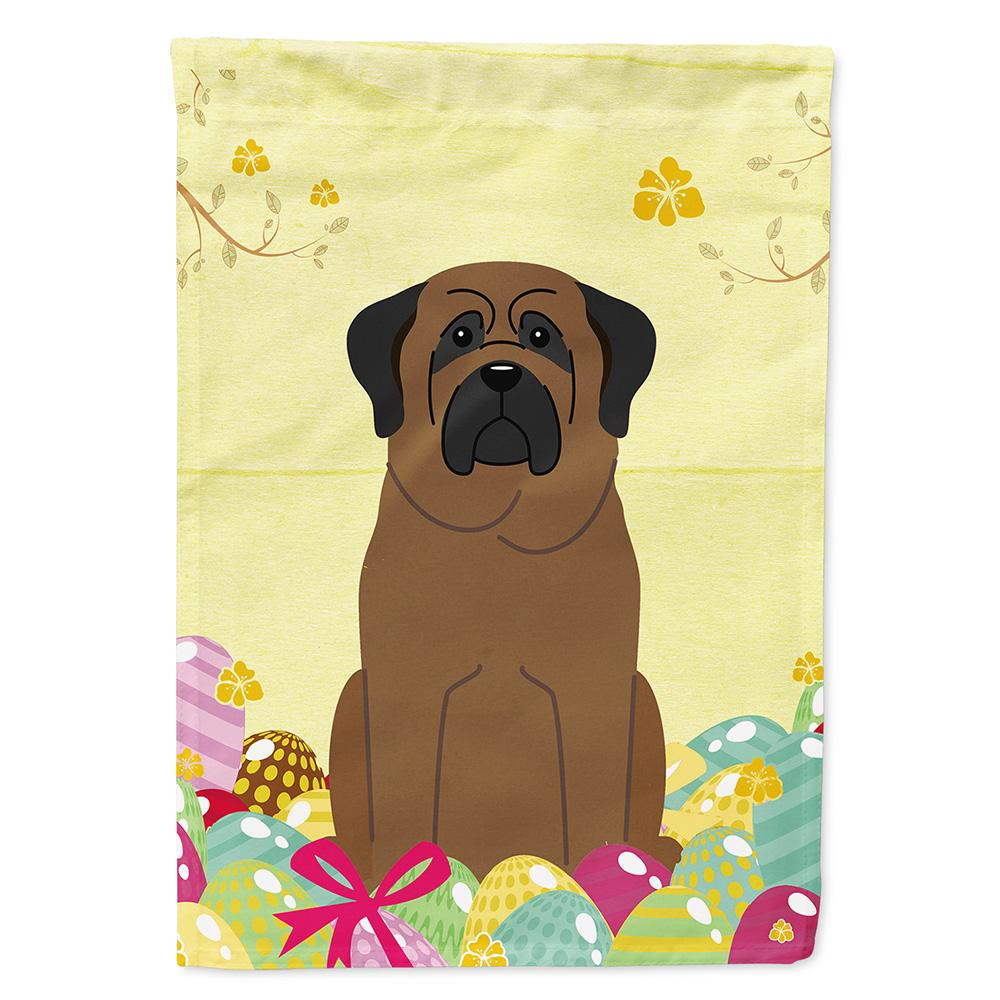 Buy this Easter Eggs Bullmastiff Flag Garden Size BB6084GF