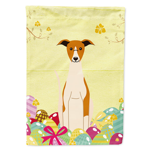 Buy this Easter Eggs Whippet Flag Garden Size BB6099GF